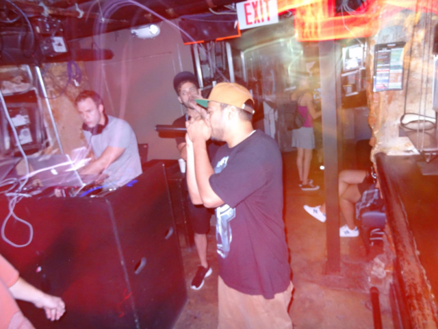 [SubDistrick ~ July 18th 2015 | Seven | Plus Good | Sabin the Junglist | Julez | kinetiks MC] ~ Plus Good