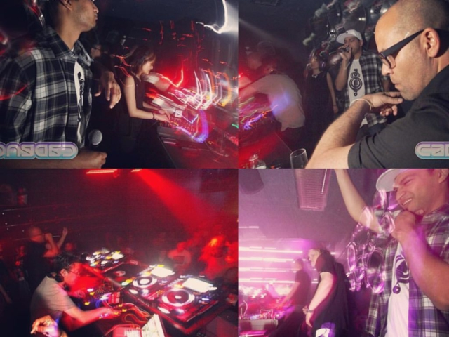 Klute + Makoto + Robert Manos @ Flash!!