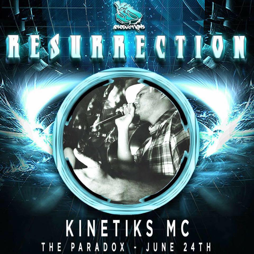 Resurrection --> Kinetiks MC
