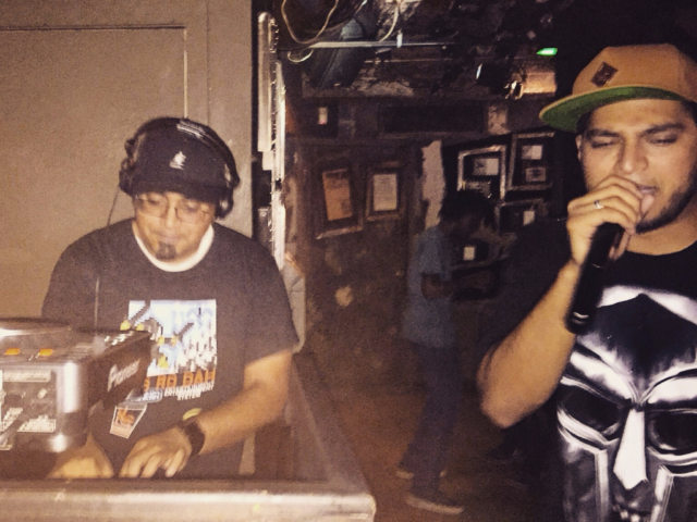 DJ Seven & Kinetiks MC - SubDistrick (Backbar) June 2015