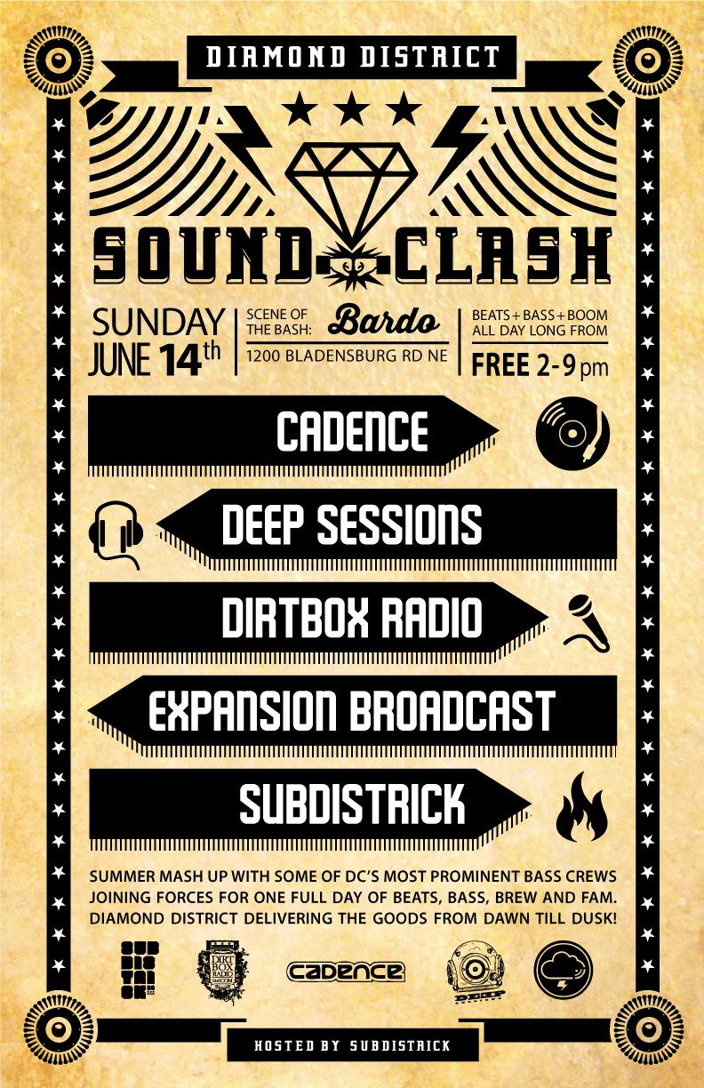 Diamond District Soundclash