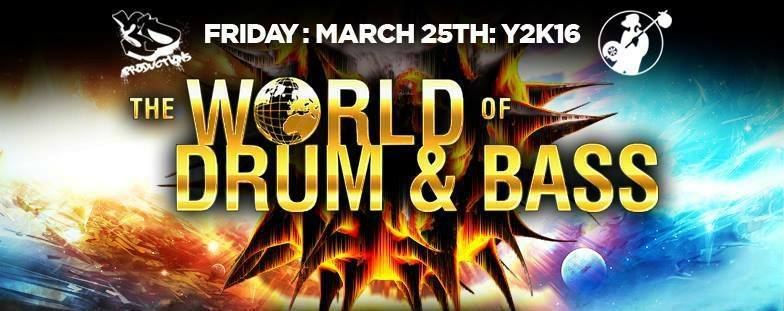 The World of Drum & Bass DC