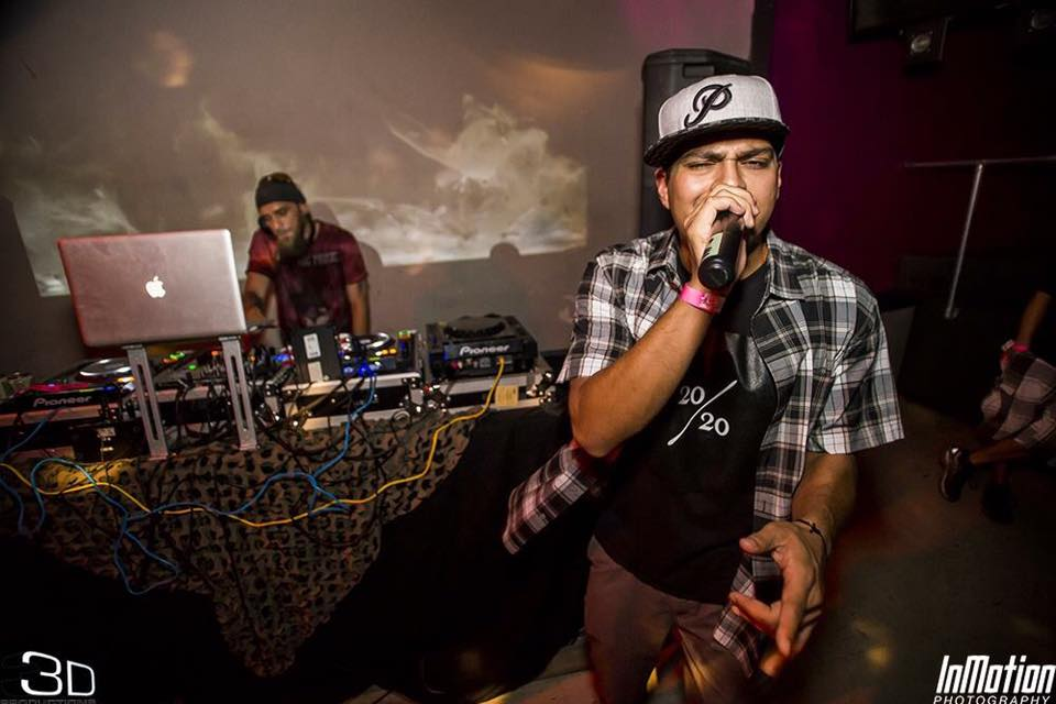 Strato-G and Kinetiks MC @ Apocalypse! Last Friday @ the Paradox, Baltimore!
